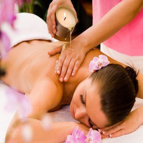 Masaje Thai con Aceites Esenciales - Madrid
