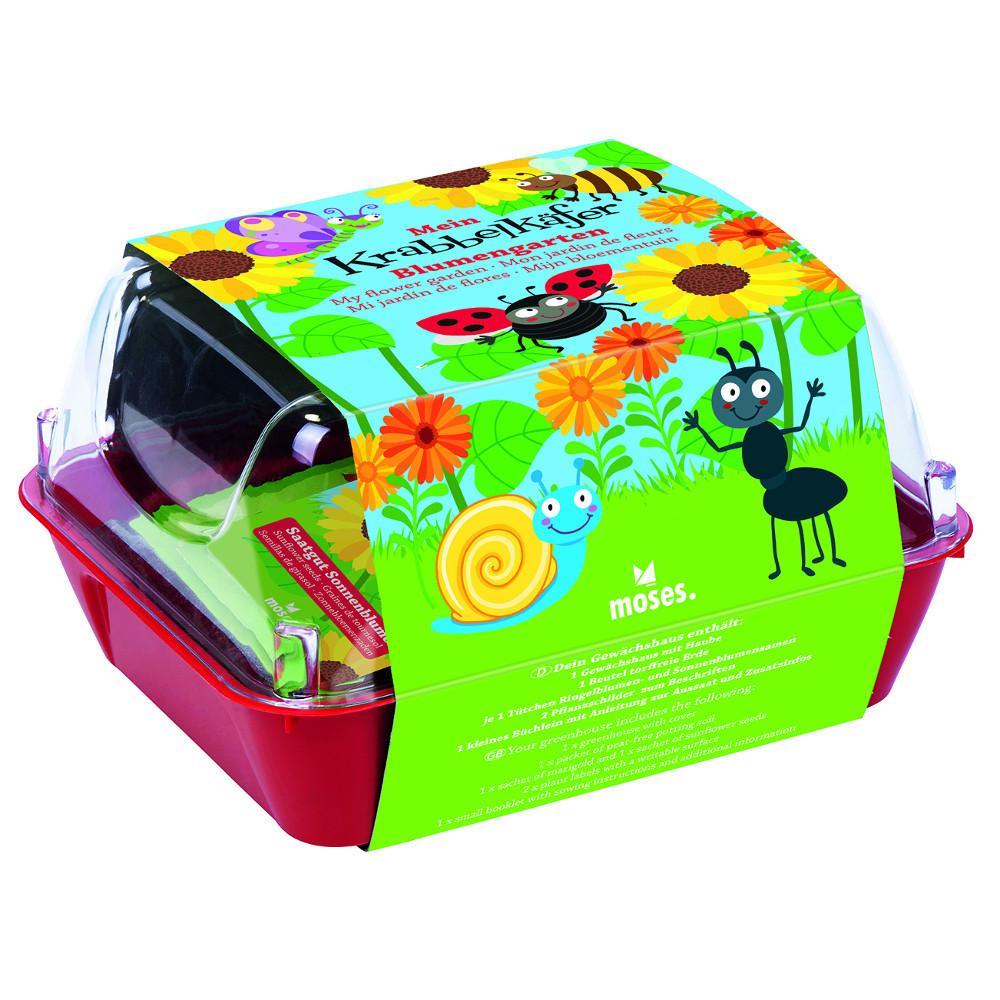 Mini-Gewächshaus für Kinder