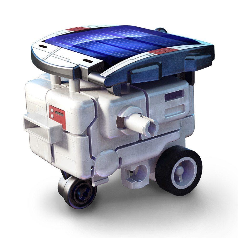 "Modellbau-Set ""Weltraumflotte"" – mit Solarantrieb"