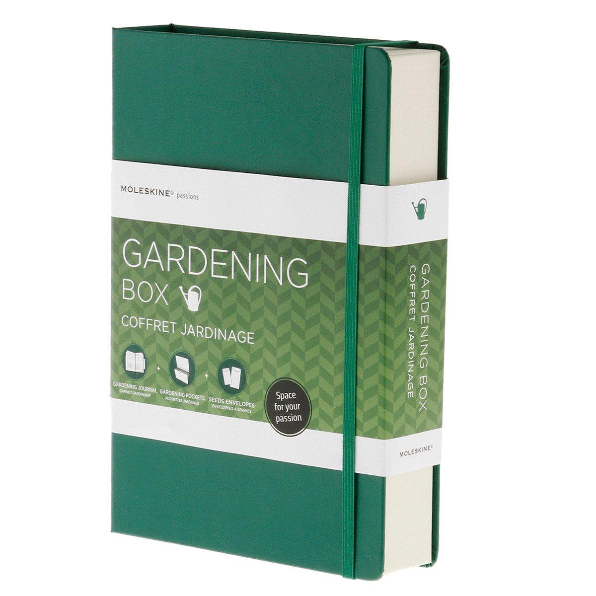 Moleskine: Gartenbox