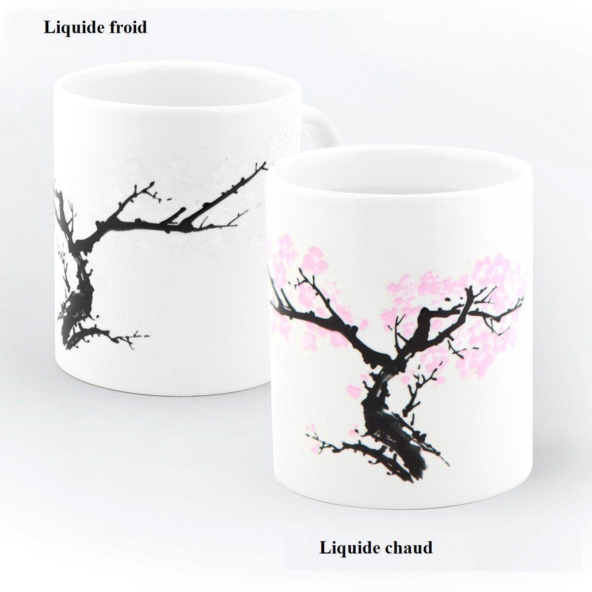 Morph Mug - Kirschblüte
