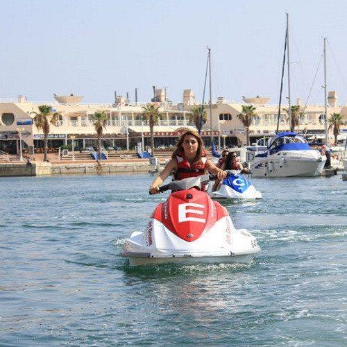 Moto de Agua - Alicante