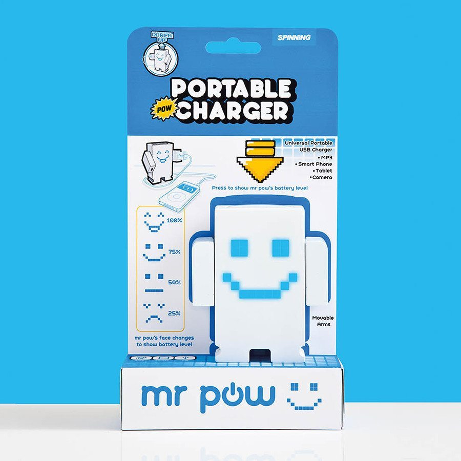 Mr. Power - tragbares Akku-Ladegerät