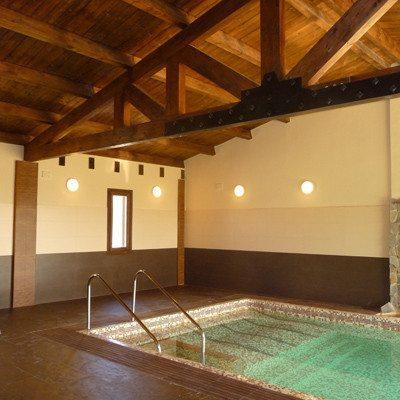 Noche de hotel con spa y desayuno para dos - Albacete