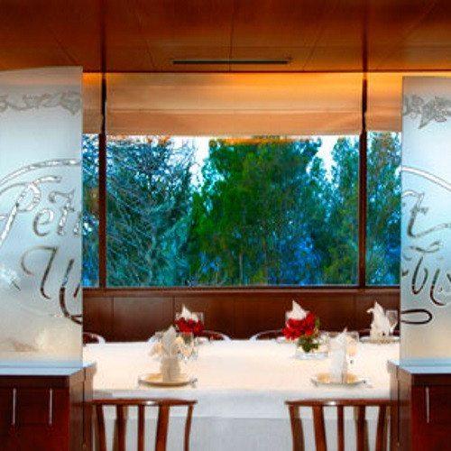 Noche de Hotel Romántica con spa privado y cena - Barcelona