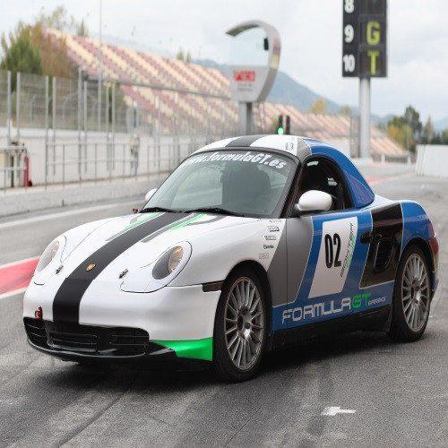 Noche de Hotel y Conducción de deportivo en circuito - Huelva