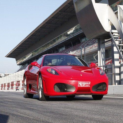 Noche de Hotel y Ruta en Ferrari o Lamborghini - Huelva