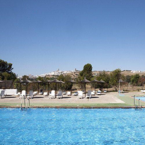 Noche en Hotel***, almuerzo, cena y paseo en Piragüa - Cádiz