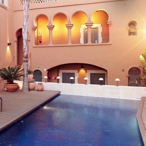 Noche en Hotel**** con Spa en la Costa Daurada - Tarragona