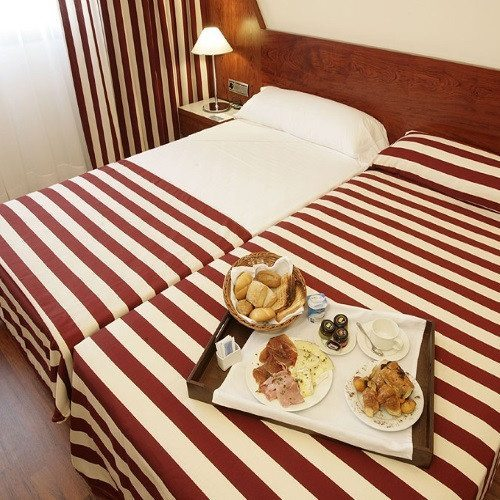 Noche en Hotel **** con Spa para dos - Barcelona