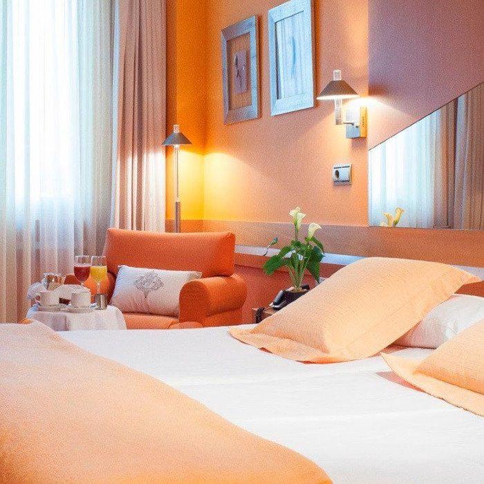Noche en Hotel**** con Spa para dos - Cantabria