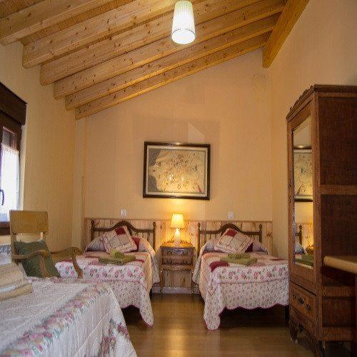 Noche en Hotel Rural con Encanto - Ávila