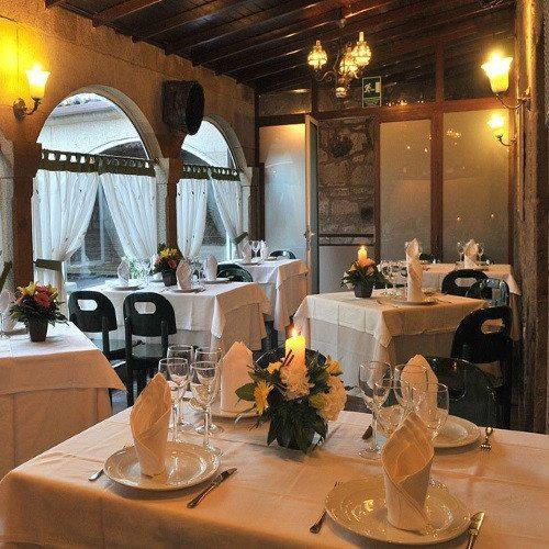 Noche en Hotel Rural y cena tradicional gallega - Coruña