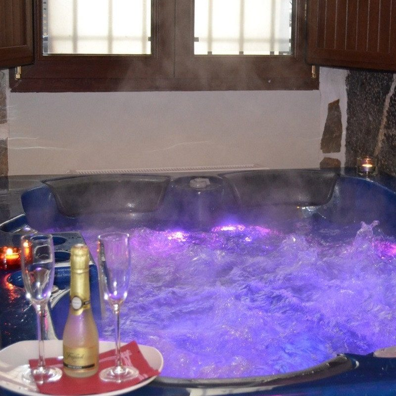 Noche en Hotel Rural y sesión privada de Spa y sauna - Cantabria