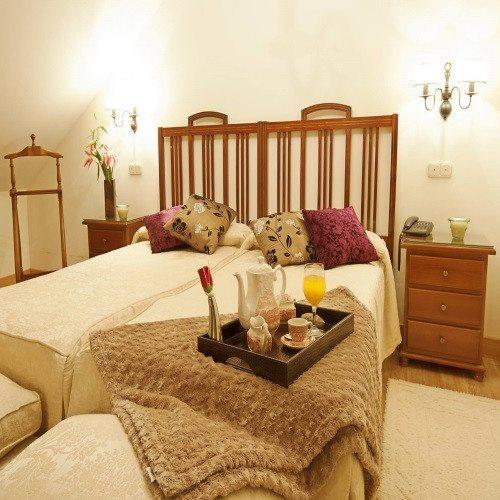 Noche en Posada Real, cena y Spa - Burgos