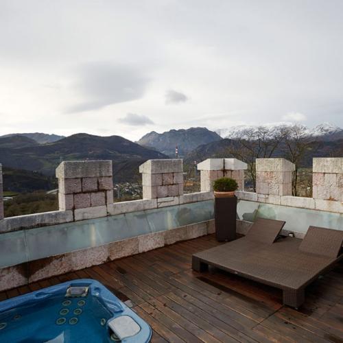 Noche Relax con Spa: Hotel 5* de Lujo - Oviedo