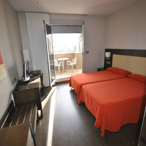 Noche Romántica en Hotel**** con cena y jacuzzi - Murcia