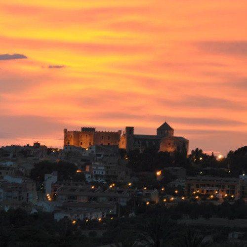 Noche Romántica en Hotel**** y cena especial - Tarragona