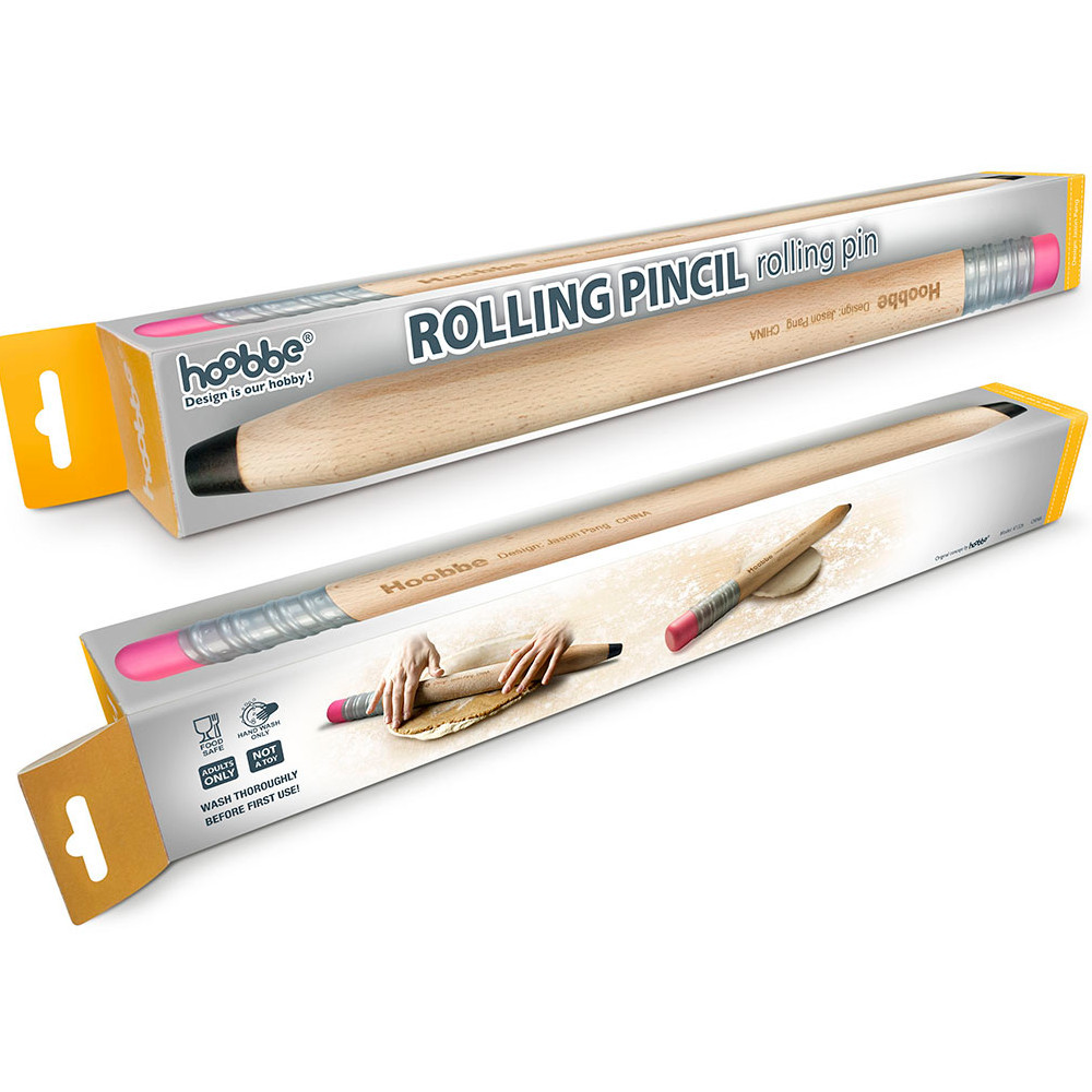 Nudelholz Bleistift