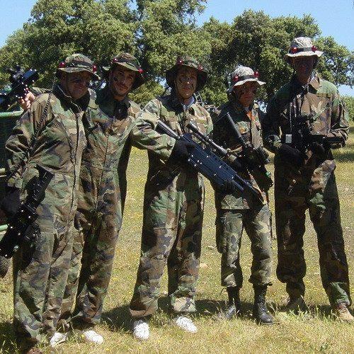 Pack aventura con Barbacoa para grupo - Salamanca