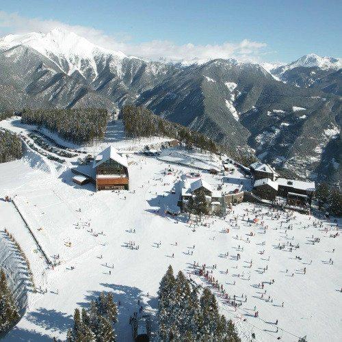 Pack Lujo: Inúu, Noche en Hotel 5* y Forfait Vallnord - Andorra