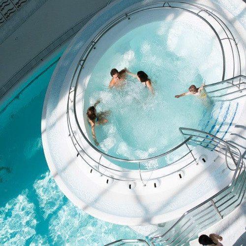 Pack Relax: Noche en Hotel 4*, Caldea y Masaje - Andorra