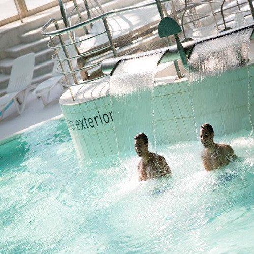 Pack Relax: Noche en Hotel 5*, Caldea y Masaje - Andorra