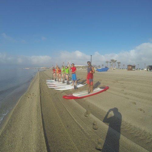 Paddle Surf - Almería