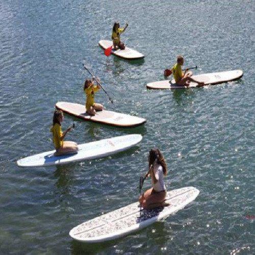 Paddle Surf por el Meandro de Flix - Tarragona