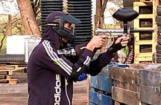 Paintball pack básico - Córdoba