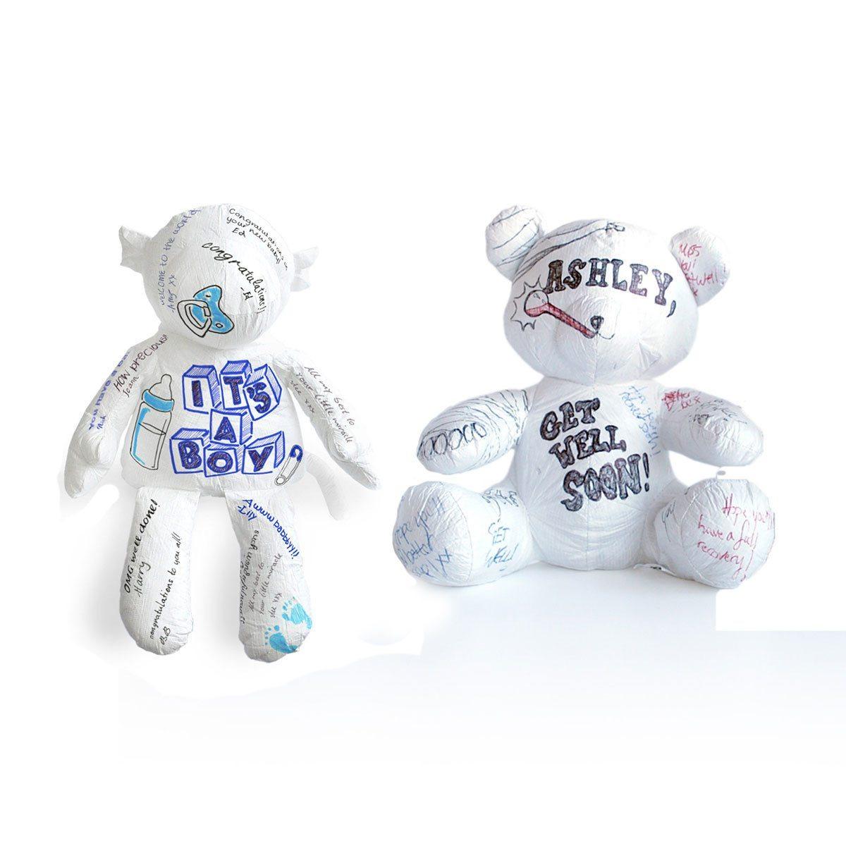 Paper Teddys