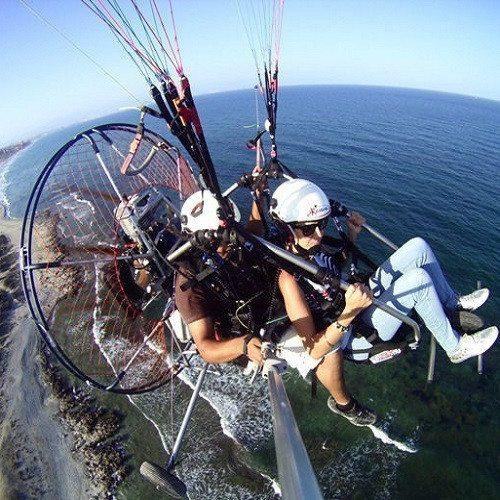 Paramotor Biplaza en Santa Pola - Alicante