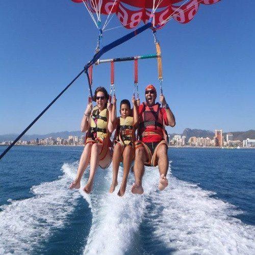 Parasailing - Alicante