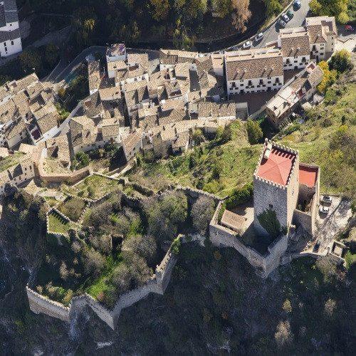 Paratrike en Cazorla Ruta de los Castillos - Jaén