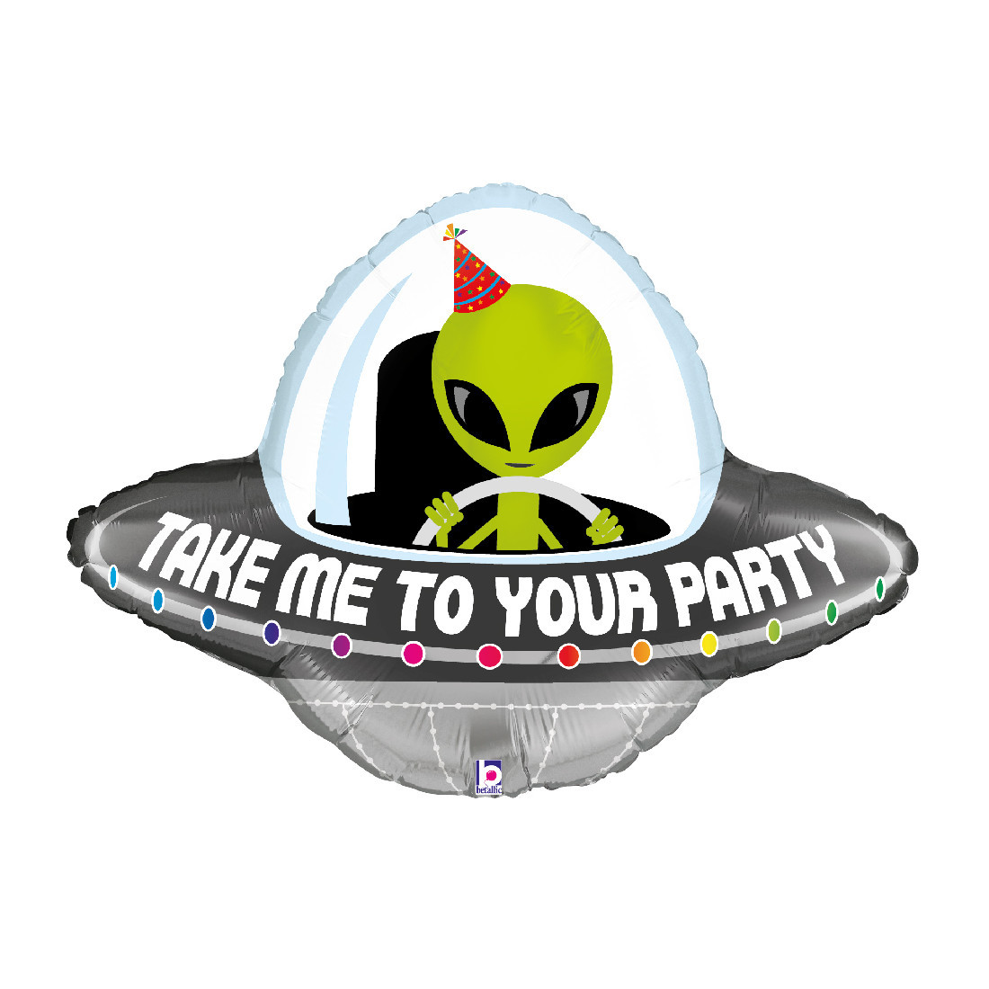 PARTY ALIEN 74 CM/ 29""