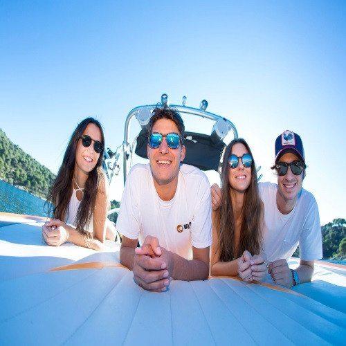 Paseo en Barco y Kayak para dos - Madrid