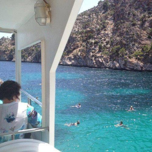 Paseo en Catamarán - Mallorca