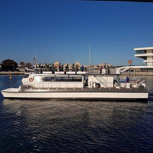 Paseo en crucero con paella - Valencia