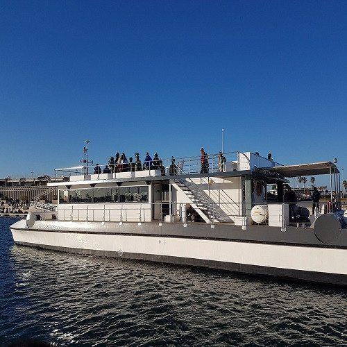 Paseo en crucero y baño en el mar - Valencia