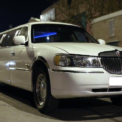 Paseo en limusina Chrysler o Lincoln - Madrid