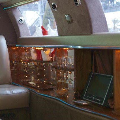 Paseo en Limusina Ford Lincoln por Barcelona