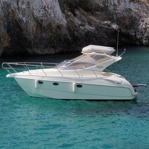 Paseo romántico en barco y cena Mediterránea en pareja - Mallorca