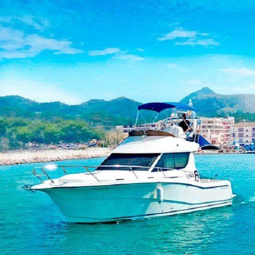 Pesca lejos de la costa - Mallorca