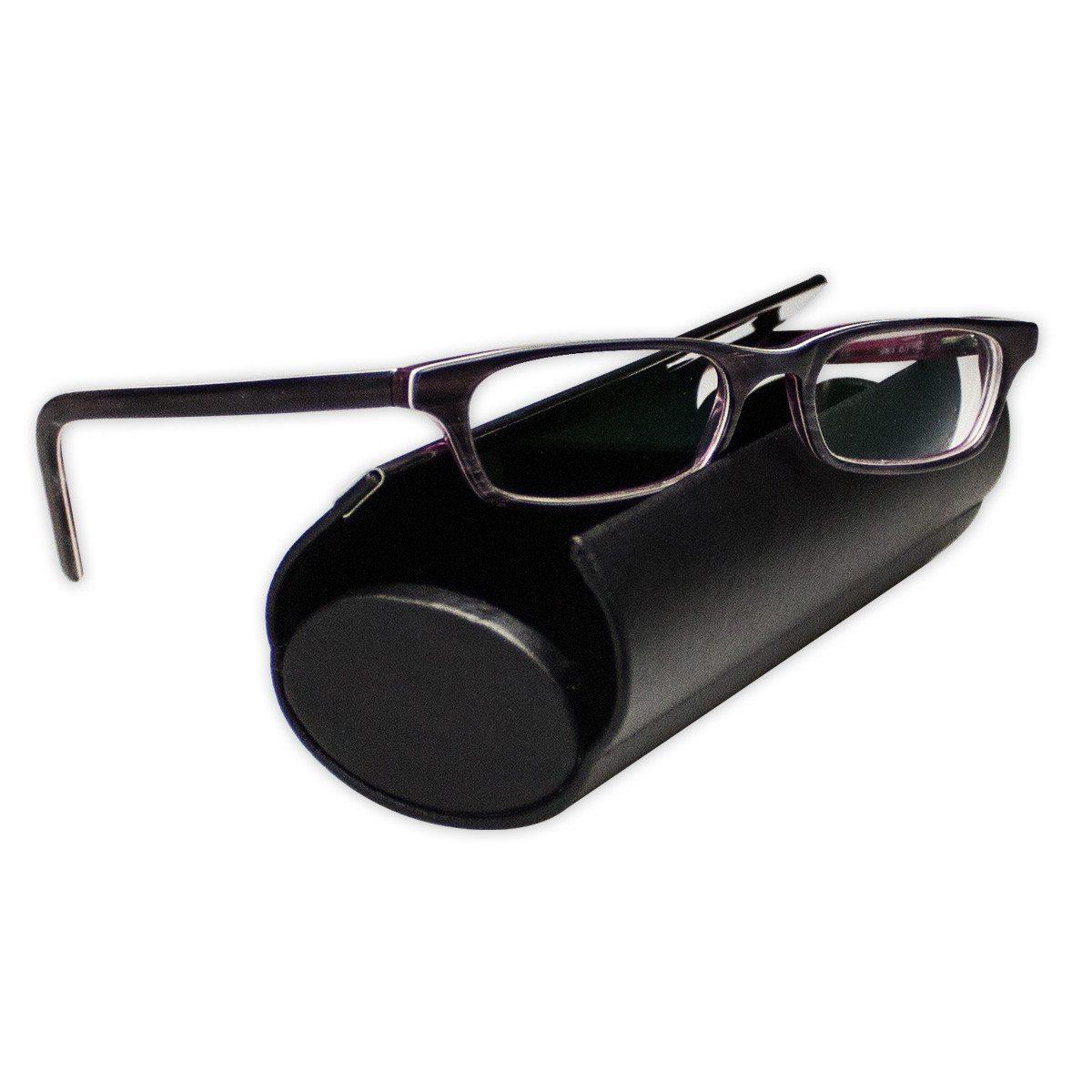 Philippi: Hochwertiges Brillen- & Stiftetui mit Gravur