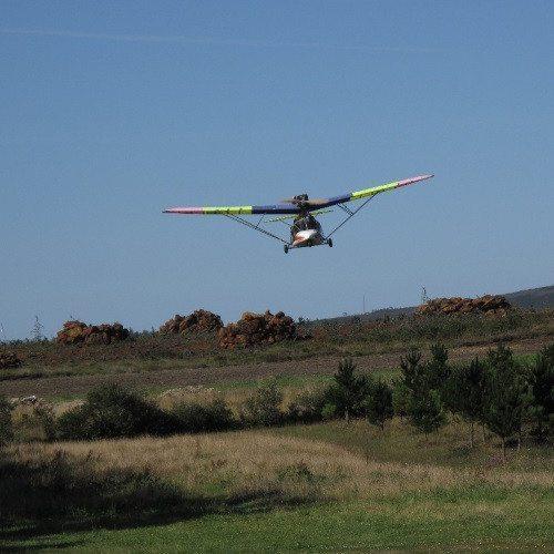 Piloto por un día en Ultraligero - Pontevedra