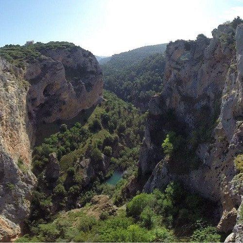 Piragüismo en aguas rápidas - Cuenca