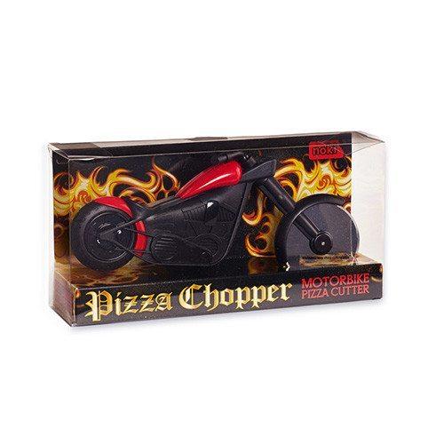 """Pizzaschneider """"Motorrad"""""""