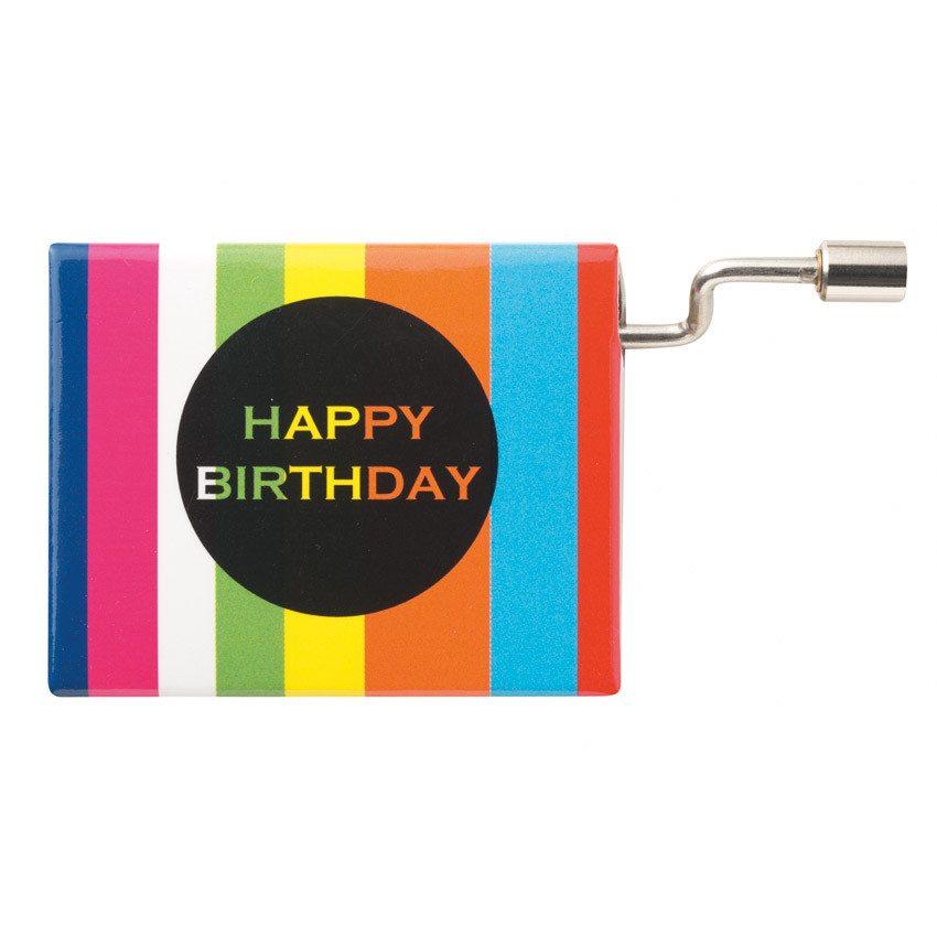 Poesieorgeln - Happy Birthday