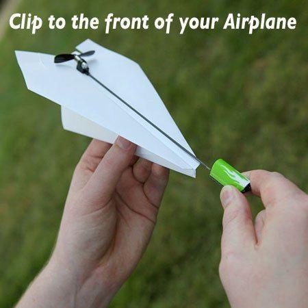 Power Up 2.0 - Der Motor für Papierflugzeuge