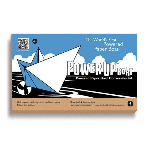 Power Up Motorboot